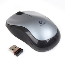 ms logitech m185 dark-grey usb 910-002238