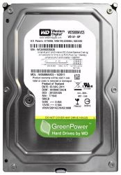 hdd wd 500 wd5000avcs