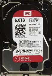 hdd wd 6000 wd60efrx sata-iii server