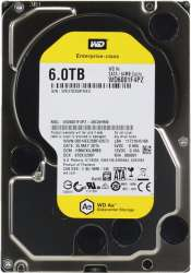 hdd wd 6000 wd6001f4pz sata-iii server