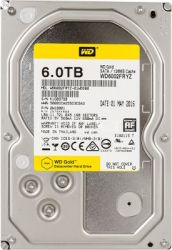 hdd wd 6000 wd6002fryz sata-iii server