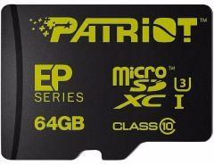 flash microsdxc 64g class10 uhs-1 patriot pef64gemcsxc10
