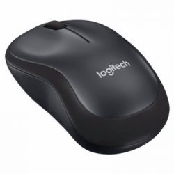 ms logitech m220 silent black-grey 910-004878