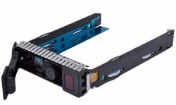 discount serverparts drivecase hp g8-g9 tray 2-5inch 651687-001 used