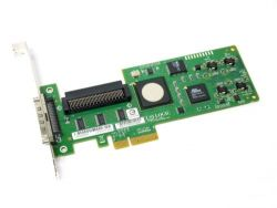 discount obs serverparts raid adapter lsi lsi20320ie scsi used