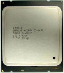 discount serverparts cpu s-2011 xeon e5-2670 used