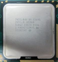 discount serverparts cpu s-1366 xeon e5645 used