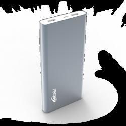smartaccs charger powerbank ritmix rpb-12077p grey