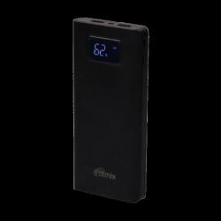 smartaccs charger powerbank ritmix rpb-15001p black