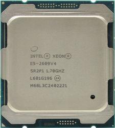 serverparts cpu s-2011-3 xeon e5-2609v4 oem
