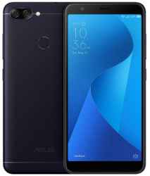 smartphone asus zenfone max plus zb570tl-4a070ru black