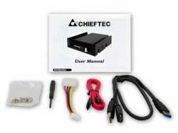 drivecase chieftec ceb-5325s-u3 black