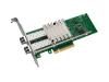 discount serverparts lan adapter intel x520-sr2 2port used